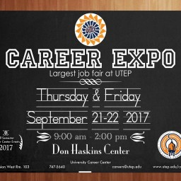 UTEP Career Fair!